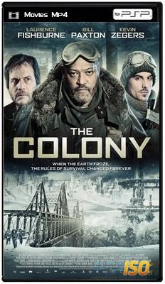 Колония / The Colony (2013) DVDRip