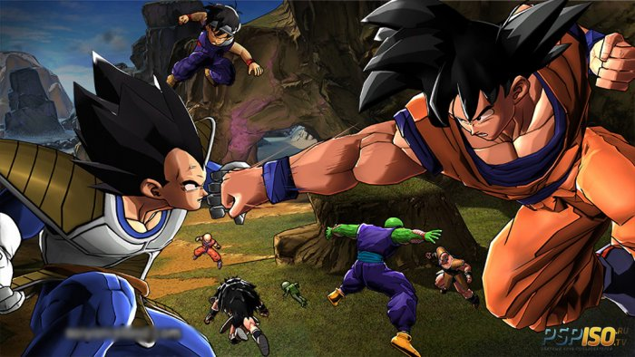 ����� ��������� Dragon Ball Z: Battle of Z