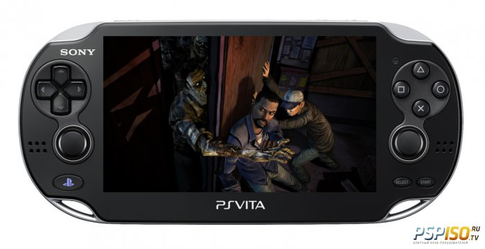 THE WALKING DEAD ��� PS Vita ��� � ����� ����� ����