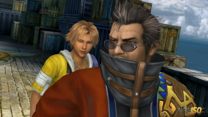����� ��������� � ������� ���� Final Fantasy X/X-2 HD