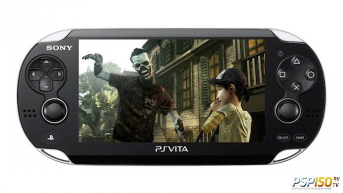 ���� ������ The Walking Dead ��� PS Vita
