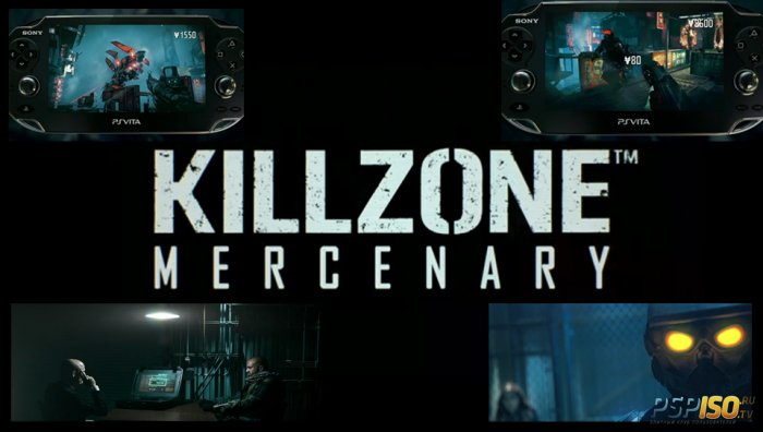 ����� ����-�������� ��� ��������������� ������ Killzone: Mercenary
