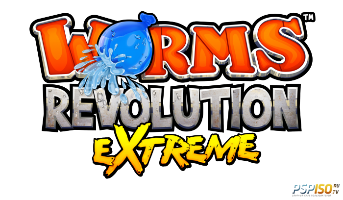 Worms Revolution Extreme ��� PS Vita