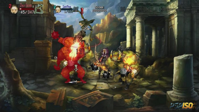 Dragon's Crown [PS3][ENG][2013]