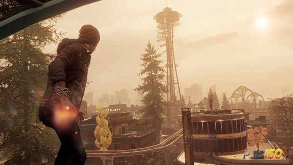 inFAMOUS: Second Son 'Smoke and Mirrors' дневник разработчиков