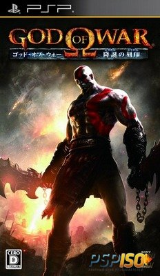 God of War: Koutan no Kokuin [FULL][ISO][JPN][2010]
