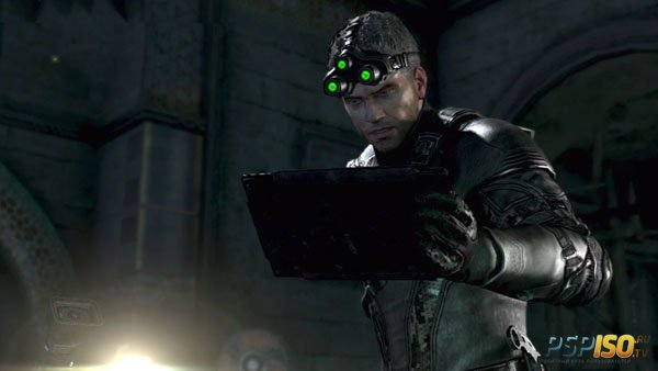 Splinter Cell: Blacklist 'Threat' трейлер