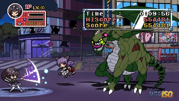 Phantom Breaker: Battle Grounds выйдет на PS Vita