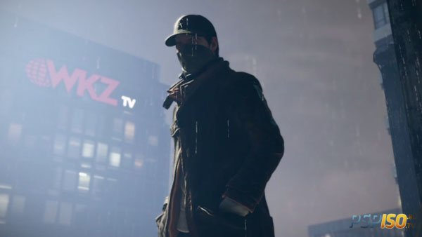 Watch Dogs геймплей уровня 'Hacking the City'