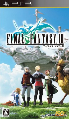 Final Fantasy III [RUS/TAGteam/2013][Full][ISO][2012]