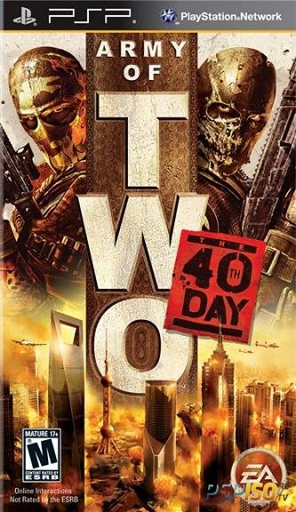 Army of Two: The 40th Day [RUS 1.0][FULL][ISO][2010]