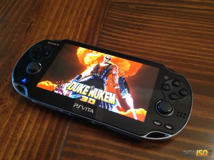 Duke Nukem 3D: Megaton Edition ������ �� PS Vita