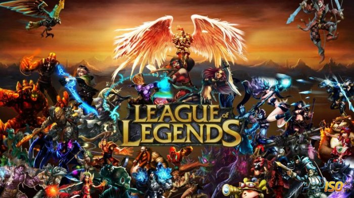 League of Legends на Игромире 2013!