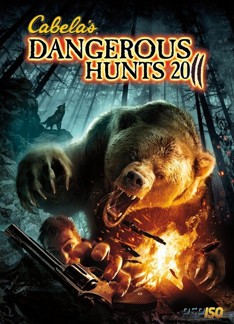 Dangerous Hunts 2011 для PS3
