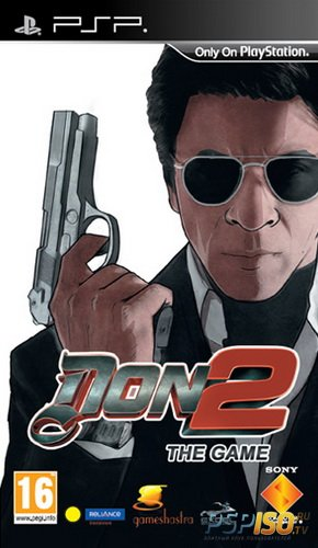 DON 2: The Game (PSP/ENG) (2013)
