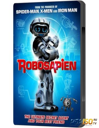 Робосапиен: Перезагрузка / Robosapien: Rebooted (2013) HDRip
