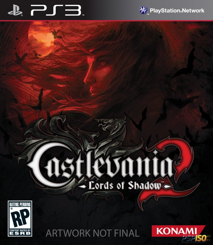 Сastlevania Lords of Shadow 2 Игромир 2013