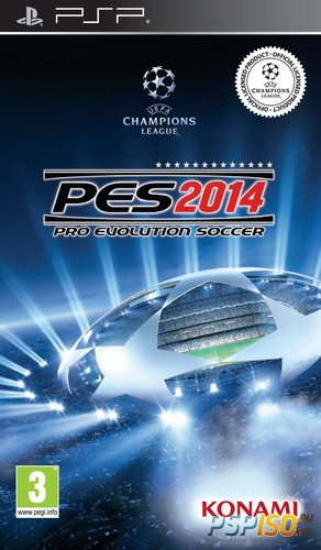 Pro Evolution Soccer 2014 [MULTi2][ITA/GRE][FULL][ISO][2013]
