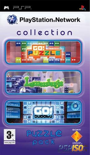PlayStation Network Collection: Puzzle Pack [FULL][JPN][ISO][2008]