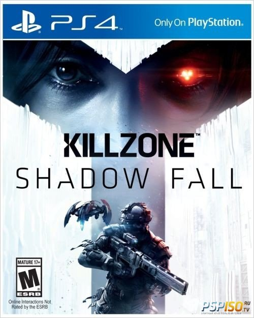 Killzone Shadow Fall для PS4. Часть 1