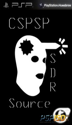 CSPSP Source SDR (Counter-Strike PSP) [HomeBrew][2013][ENG]