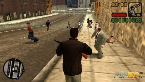 Grand Theft Auto: Liberty City Stories [RUS/2012/Unsensored][FULL][ISO][2005]
