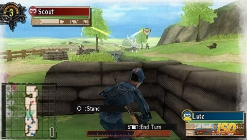 Valkyria Chronicles 3: Extra Edition [ENG][FULL][ISO][2011]