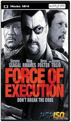 Карательный отряд / Force of Execution (2013) HDRip
