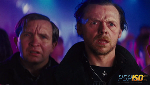 Армагеддец / The World's End (2013) НDRip