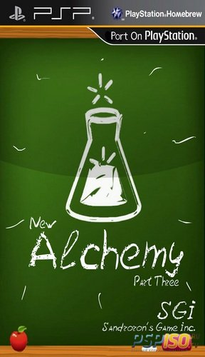 New Alchemy v0.1 (Pre-Alpha) [2014][HomeBrew]