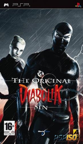 Diabolik: The Original Sin [ENG][FULL][ISO][2009]