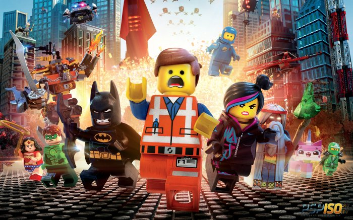 ������ ������� The LEGO Movie Videogame