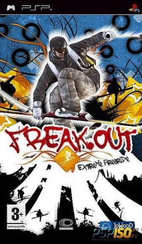 Freak Out: Extreme Freeride [ENG][FULL][ISO][2007]