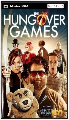 ���������� ���� / The Hungover Games (2014) �DRip