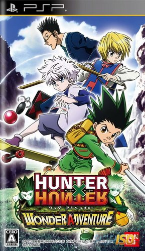 Hunter X Hunter: Wonder Adventure [JPN][FULL][ISO][2012]