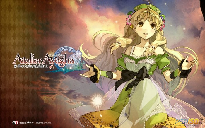 Релизный трейлер Atelier Ayesha Plus: The Alchemist of Dusk