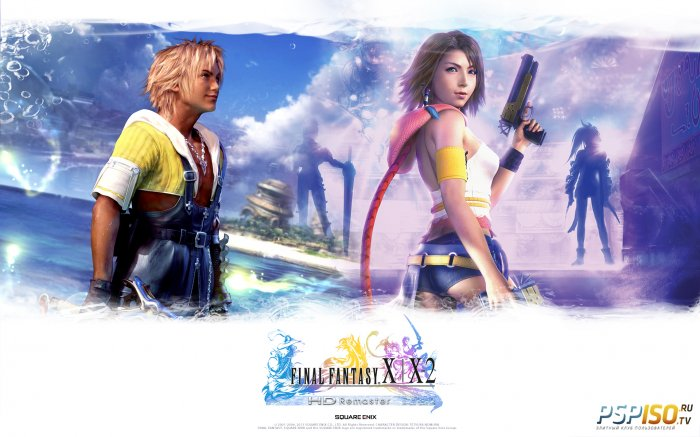 ��������� ������� Final Fantasy X/X-2 HD Remaster