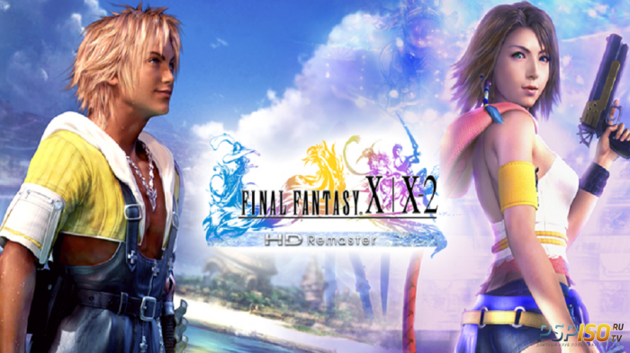 ������ ������ Final Fantasy X / X-2 HD Remaster