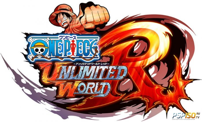 One Piece: Unlimited World Red выйдет в Европе на PS Vita и PS3