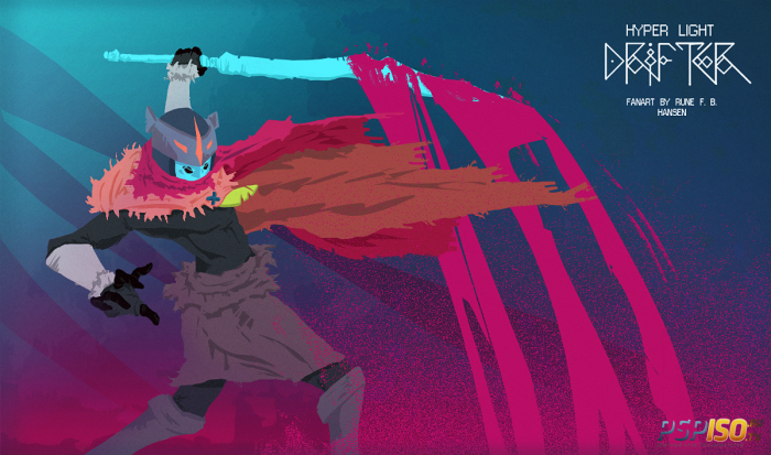 Трейлер Hyper Light Drifter