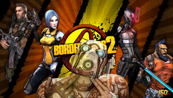�������� BORDERLANDS 2 ��� PS Vita � GDC 2014