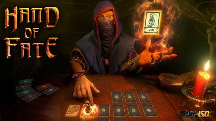Hand of Fate ������ �� PS4 � PS Vita
