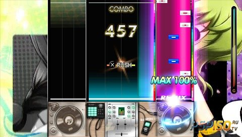 DJ Max Portable 3 (v2.0) [ENG][FULL][Patched][ISO][2012]