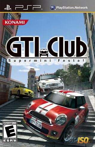 GTI Club: Supermini Festa! [ENG][FULL][ISO][2010]