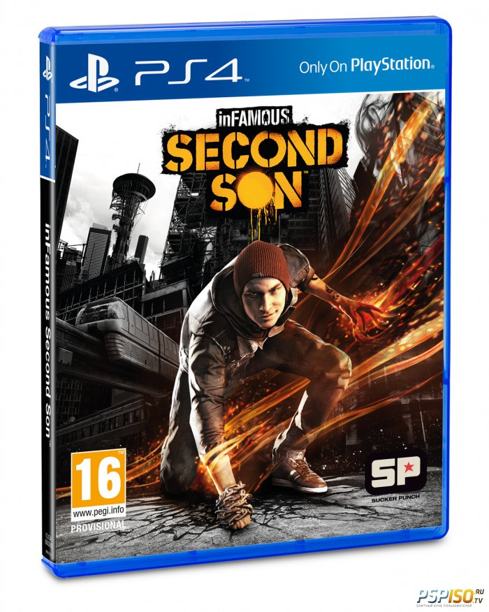 Infamous: Second Son \ Второй Сын