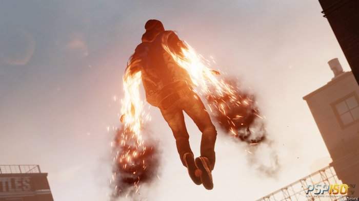 Infamous: Second Son  Второй Сын