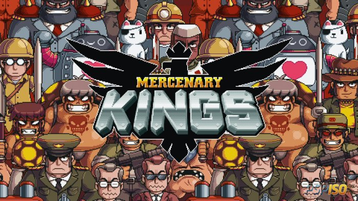 Mercenary Kings выйдет на PS Vita
