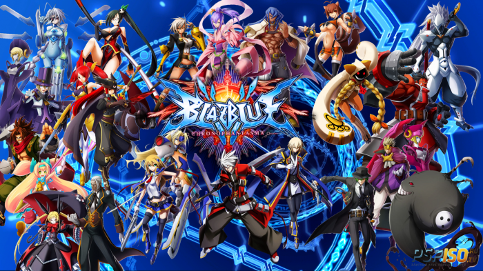 BlazBlue: Chrono Phantasma ������ �� PS Vita ��� ���� �����