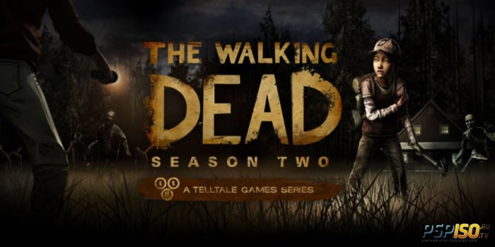 The Walking Dead: Season Two для PS Vita уже 23 апреля