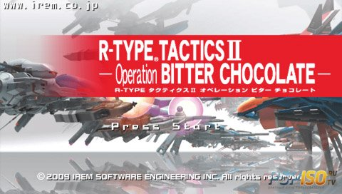 R-Type Tactics II: Operation Bitter Chocolate [JPN][FULL][ISO][2009]